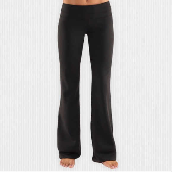 Lululemon Groove Pant Tall Black S